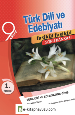9. Sınıf Türk Dili Ve Ed. Soru Bankası