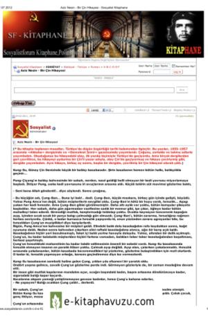 Aziz Nesin Bir Çin Hikayesi