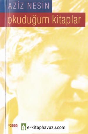 Aziz Nesin - Okuduğum Kitaplar - Adam Yayınları