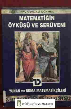 Matematiğin Öyküsü Ve Serüveni 3 Yunan Ve Roma Matematikçileri