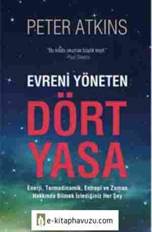 Peter Atkins - Evreni Yöneten Dört Yasa - Alfa
