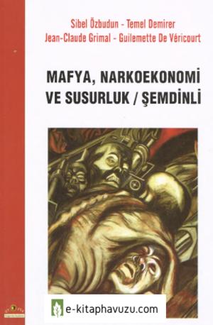 Sibel Özbudun - Demirer-Grimal-Vericourt - Mafya Narkoekonomi Ve Susurluk Şemdinli - Ütopya Yayınları