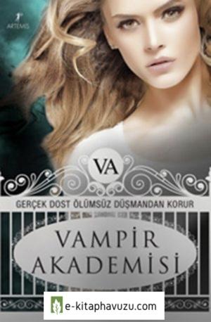 Vampir Akademisi - Richelle Mead