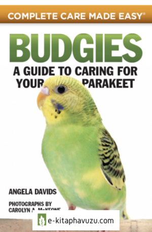 Budgies A Guide To Caring [Angela Davids]