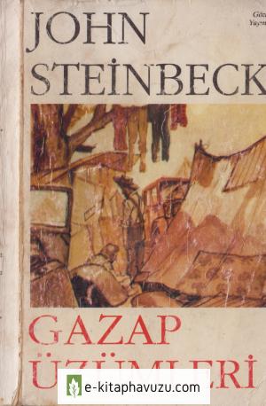 John Steinbeck - Gazap Üzümleri - Gözlem