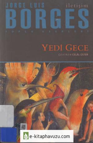 Jorge Luis Borges - Yedi Gece
