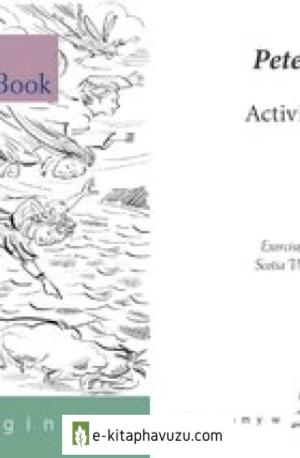 107 Peter Pan Activity Book
