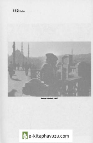 1990'larda Istanbul - Manuel Çitak