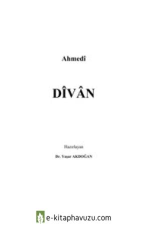 Ahmedî Divanı.el