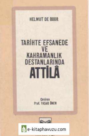Attila - Helmut De Boor