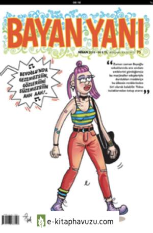 Bayan Yanı - Nisan 2018 (2)