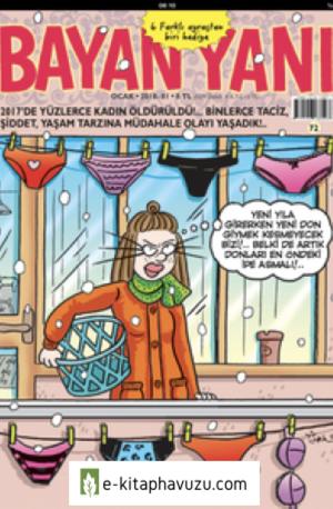 Bayan Yanı - Ocak 2018