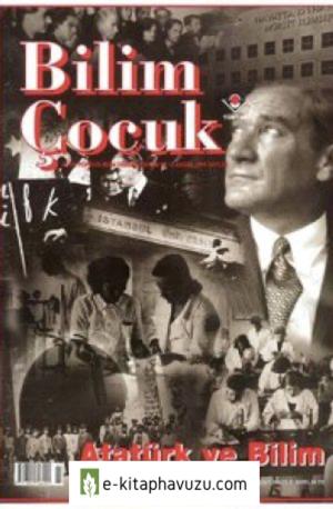 Bilim Çocuk Dergisi Kasım 1999