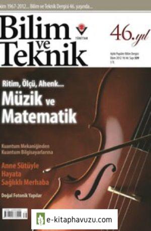 Bilim Ve Teknik Dergisi 539. Sayı - Ekim 2012