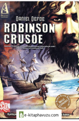 Daniel Defoe- Robinson Crusoe - Arunas Yayınları.