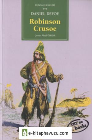 Daniel Defoe - Robinson Crusoe - Yky