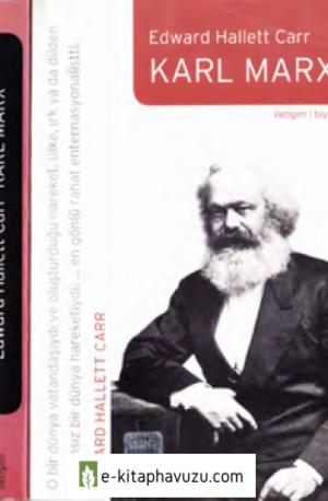 Edward Hallett Carr - Karl Marks - İletişim Yayınları