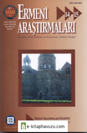Ermeni-Arastirmalari-Sayi-14-15
