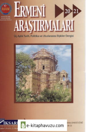 Ermeni-Arastirmalari-Sayi-20-21