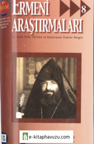 Ermeni-Arastirmalari-Sayi-8