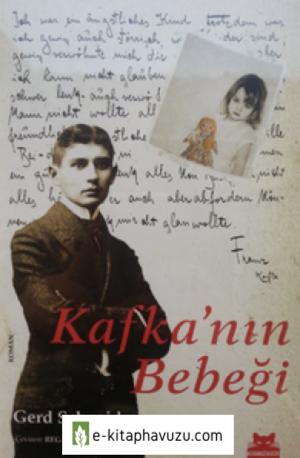 Gerd Schneider - Kafka'nın Bebeği - Kırmızı Kedi