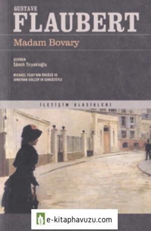 Gustave Flaubert - Madam Bovary - İletişim