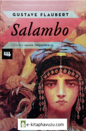 Gustave Flaubert - Salambo - Literatür Yayınları