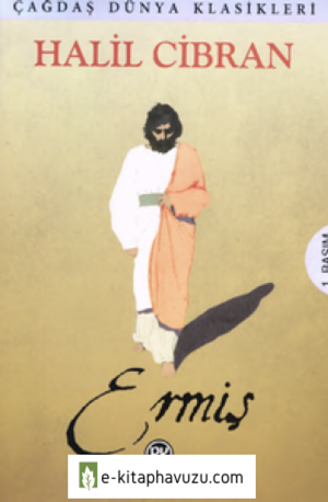 Halil Cibran - Ermiş - Remzi Kitabevi