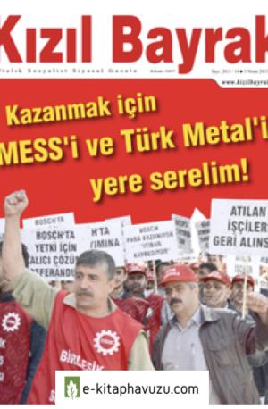 Kızılbayrak Yıl 2013 Sayı 14 05 Nisan kiabı indir