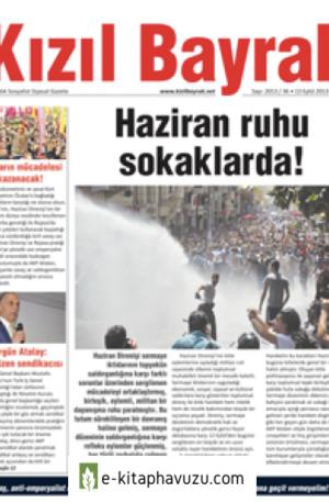 Kızılbayrak Yıl 2013 Sayı 36 13 Eylül kiabı indir