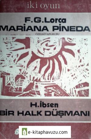 Mariana Pineda-Federico Garcia Lorca - Bir Halk Düşmani-H.ıbsen-1985-181S