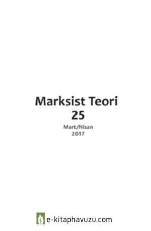 Marksist Teori 25 kiabı indir