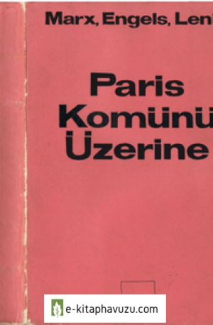 Marx & Engels & Lenin - Paris Komünü Üzerine - Sol