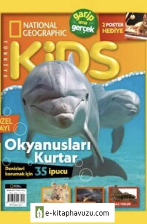 National Geographic Kids - Nisan 2019-Byzen