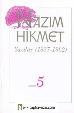 Nazım Hikmet 25 - Yazılar (1937-1962) Adam Yayınları