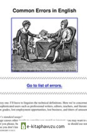 Oxford University Press - Common Errors In English Usage