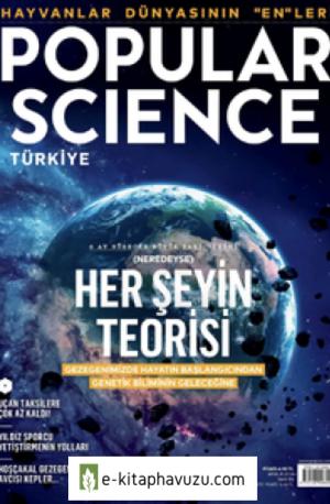 Popular Science Aralık 2018