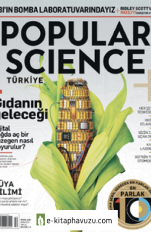 Popular Science Ekim