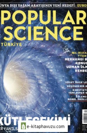Popular Science Eylül