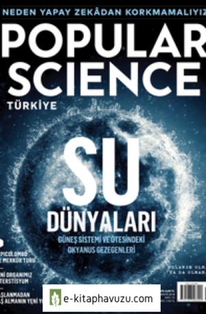 Popular Science - Mayıs 2018
