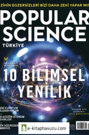 Popular Science Nisan 2018
