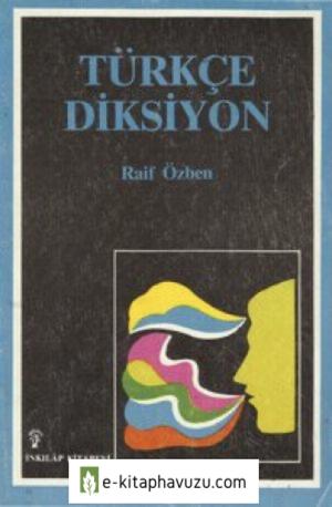 Raif Ozben - Turkce Diksiyon
