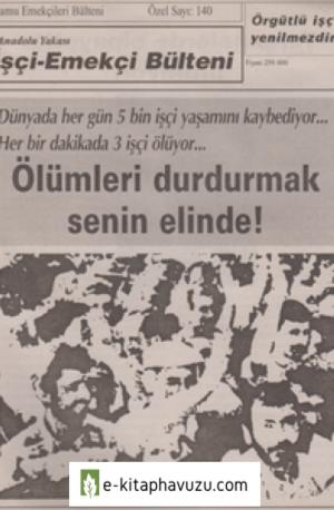 Tersane İşçileri Bülteni Kamu Emekçileri Bülteni Özel Sayı 140 Eylül 2004