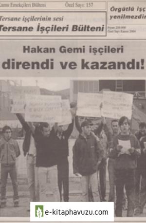 Tersane İşçileri Bülteni Kamu Emekçileri Bülteni Özel Sayı 157 Kasım 2004