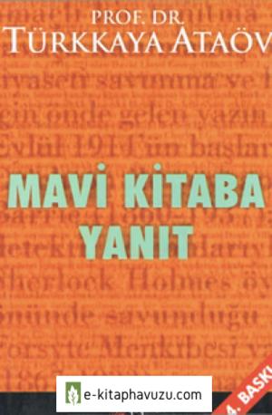 Türkkaya Ataöv - İngiliz Mavi Kitaplarına Yanıt