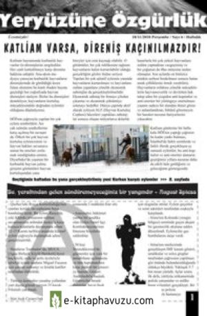 Yeryüzüne Özgürlük (6)