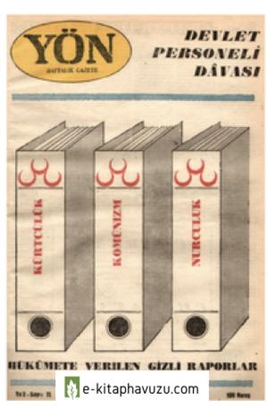Yön Dergisi - C-2 - Sayi - 071